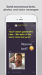 """WHOO"" is a New Fun iOS Messenger App to Send Anonymous Messages to Facebook Friends"
