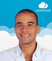 João Simões Lunacloud Marketing Manager