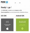 PUSH SDK Downloads | http://developers.pushtech.com/sdks