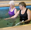 Reducing Risk of Falls in Adults with Aquatic Therapy Techniques Topic of HydroWorx-Sponsored ICAA Webinar