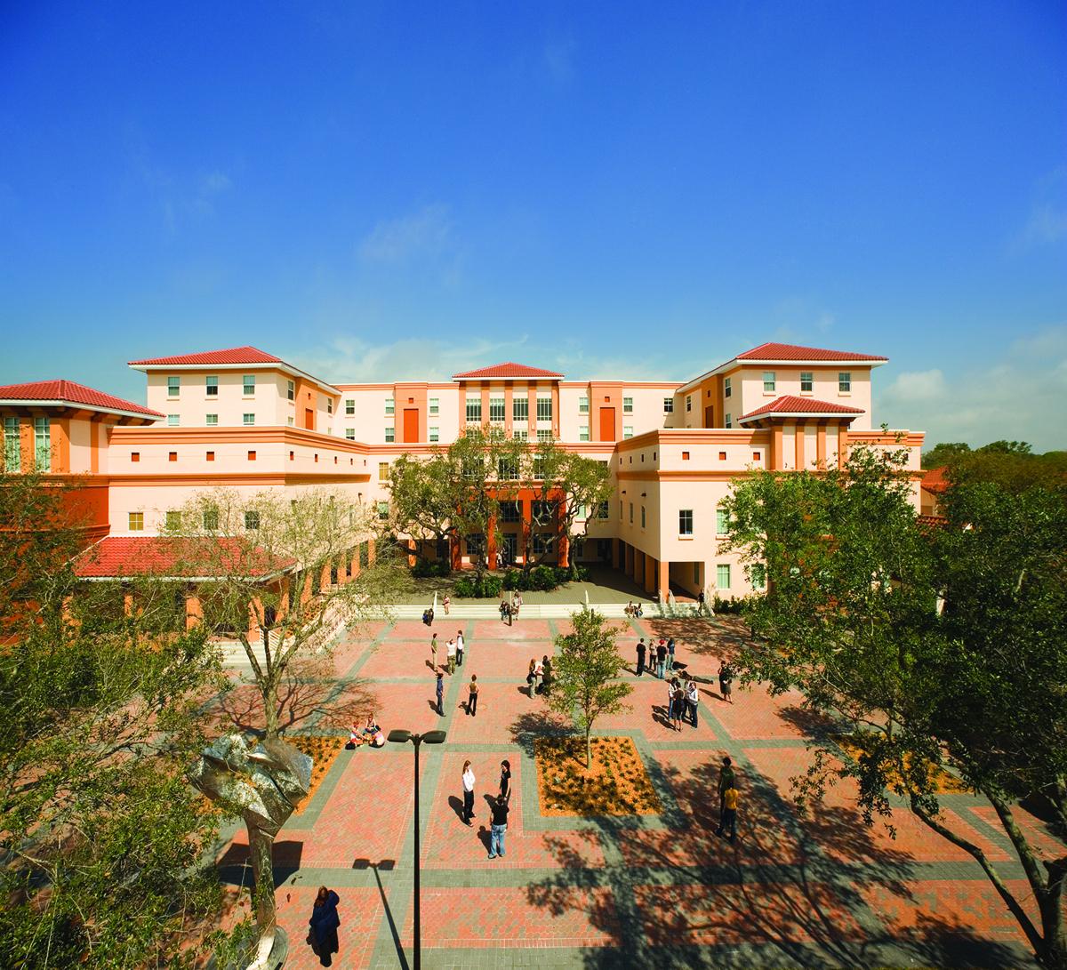 ringling college campus florida sarasota arts basch matusiak daniel richard barbara 1931 center highlights visual illustration jeff prweb