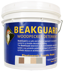 BeakGuard® Woodpecker Deterrent