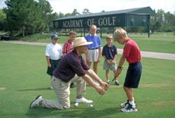 Golf, Kids, Camp, Day Camp, Black Friday, Shopping, Thanksgiving, Orlando, Florida, Travel, Mall of the Millennium, Outlet Malls