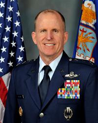 """Lt. Gen. Stephen W. """"Seve"""" Wilson"""