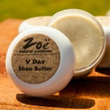 V Day Shea Body Butter from Zoe Natural Creations.