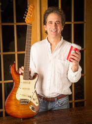 Dean Zelinsky, CEO of Dean Zelinsky Private Label Guitars