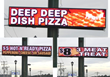 Little Caesars LED Sign with custom messages