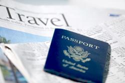 Travel, International Travel, Passport