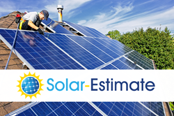 solar estimate, solar calculator, solar cost, solar prices, solar incentives, solar rebates