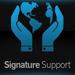 Mvix Signature Support