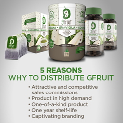 5 Reasons why to distribute Graviola