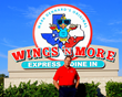 Wings 'N More Express Owner - Mark Dennard