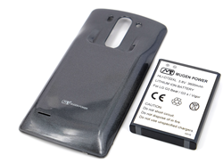 HLI-D722XL Extended Battery for LG G3 S
