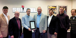 Precision Resource Supplier Performance Award Presentation
