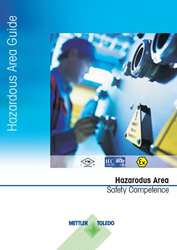 Hazardous-Area Safety Competence Guide from METTLER TOLEDO Offers Insight into Protection Methods for Overall Safety.