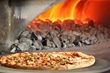 Pizza in the Coal Oven - Taste Food at 1000 Degrees!