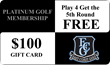 East Coast Golf Management Announces Addition of $100 Gift Card for...
