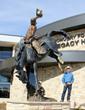 Country's Most Tech-savvy University Building Dedicates Monumental Bronze