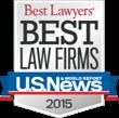 "2015 ""Best Law Firms"" List"