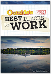 Outside Magazine Best Places to Work 2014