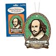 William Shakespeare Air Freshener from Stupid.com