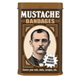 Mustache Bandages from Stupid.com
