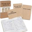 Grump Notebooks from Stupid.com