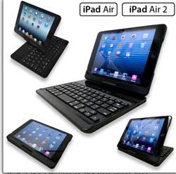 Flip Turn Keyboard Case for IPad Air and iPad Air 2