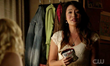 Emily C. Chang (playing Ivy) wears LoveYourBling's Trinity Earrings on Episode 605 of The Vampire Diaries.