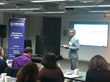Amit Ghosh of Forbes Consulting Group presenting at the Nonconscious Impact Measurement Forum (NIMF) in New York on November 6, 2014
