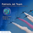 Patriots Jet Team Announces Upcoming Appearance at ICAS Convention in...