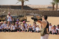 World Responsible Tourism Day in Dubai Desert