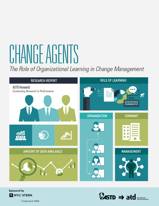 role of the change agent in organisational development A change agent may be a full time organisational development professional, a leader of a division or a middle manager charged with the responsibility of bringing about a chang e in his/her area.