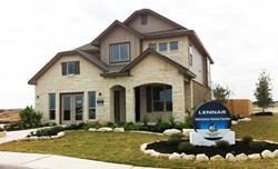 Lennar San Antonio Waterford Park Welcome Home Center