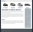 Home Page Body Xpress Shuttles Website