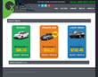 Vehicle Selection Page Xpress Shuttles Website