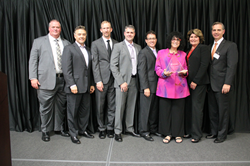 INTREN wins PG&E's Supplier of the Year award.