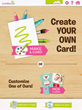 A New Application to Create and Mail Personalized Cards was Featured...