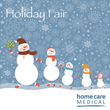 Home Care Medical, Inc. to Host Holiday Fair at Milwaukee Retail Store