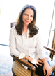 Ora Nadrich, Life Coach and Mindfulness Meditation Instructor.