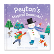 "For holiday shoppers looking for a great gift for a special child, ISeeMe.com's new title, ""My Magical Snowman"" is a heart-warming personalized storybook that is sure to melt hearts."