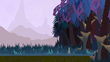 Alone on an unknown planet with vast forests and countless creatures