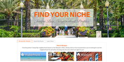Terabitz website developed for Smith and Associates Real Estate