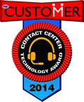 RightAnswers wins 2014 CUSTOMER Contact Center Technology Award