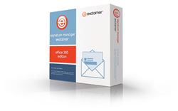 Manage all Office 365 email signatures with Signature Manager Office 365 Edition