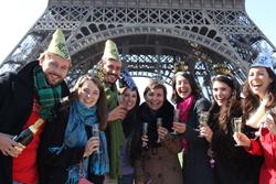 NYE Eiffel Tower Tours