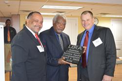 LBRA Honors Congressman Danny K.  Davis