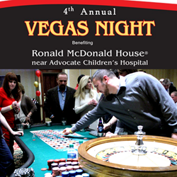 Mancaris of Oak Lawn Sponsors Vegas Night