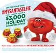 NatureSweet Tomatoes Sponsors $3,000 Santa Selfie Contest