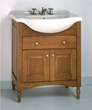 Windsor 34″ Bathroom Vanity W34L In Light Cherry from Empire Industries